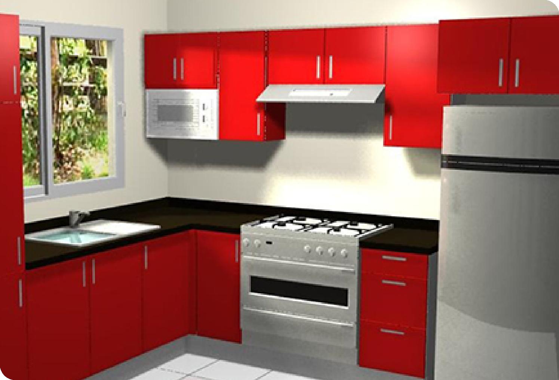 Cocinas y algo m s cocinas integrales puertas y closets for Cocinas integrales en puebla
